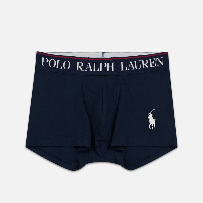 Мужские трусы Polo Ralph Lauren Single Solid Trunk Cruise Navy