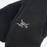 Мужские варежки Arcteryx Delta Black фото- 1