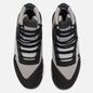 Мужские зимние ботинки adidas Originals Day One Ultimate Light Onyx/Stone/Black/White фото - 4