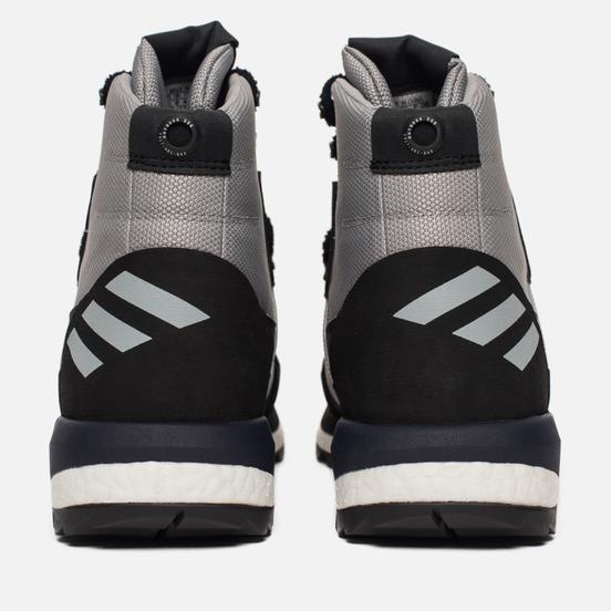 Мужские зимние ботинки adidas Originals Day One Ultimate Light Onyx/Stone/Black/White