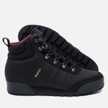 Мужские зимние ботинки adidas Originals Jake 2.0 Core Black/Purple фото- 2
