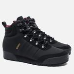 Мужские зимние ботинки adidas Originals Jake 2.0 Core Black/Purple фото- 1