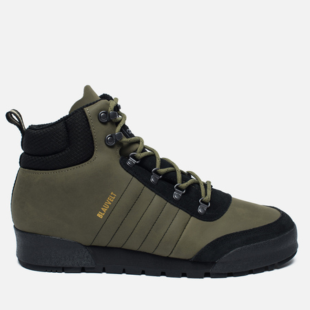 Мужские зимние ботинки adidas Originals Jake 2.0 Olive Cargo/Black/Bliss