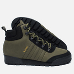 Мужские зимние ботинки adidas Originals Jake 2.0 Olive Cargo/Black/Bliss фото- 1