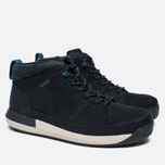 Мужские зимние ботинки Clarks Originals Johto Hi Gore-Tex Nubuck Dark Blue фото- 2