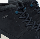 Мужские зимние ботинки Clarks Originals Johto Hi Gore-Tex Nubuck Dark Blue фото- 3