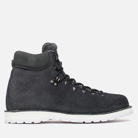 Diemme Roccia Vet Heavyweight Suede Winter Smoke