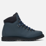 Зимние ботинки Diemme Roccia Vet Rubberized Leather Dark Blue фото- 0