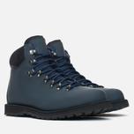 Зимние ботинки Diemme Roccia Vet Rubberized Leather Dark Blue фото- 1