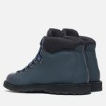 Зимние ботинки Diemme Roccia Vet Rubberized Leather Dark Blue фото- 2