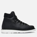 Зимние ботинки Diemme Roccia Vet Waxed Suede Black фото- 0