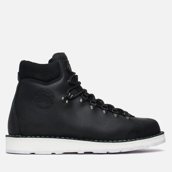 Зимние ботинки Diemme Roccia Vet Waxed Suede Black