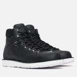 Зимние ботинки Diemme Roccia Vet Waxed Suede Black фото- 1