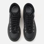 Зимние ботинки Diemme Roccia Vet Waxed Suede Black фото- 4