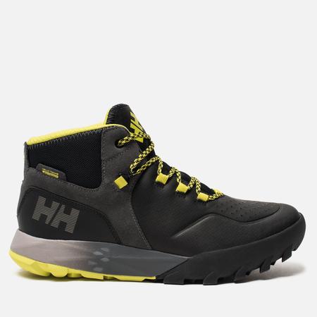 Мужские зимние ботинки Helly Hansen Loke Rambler HT Black/Charcoal/Silver Grey/Sulphur
