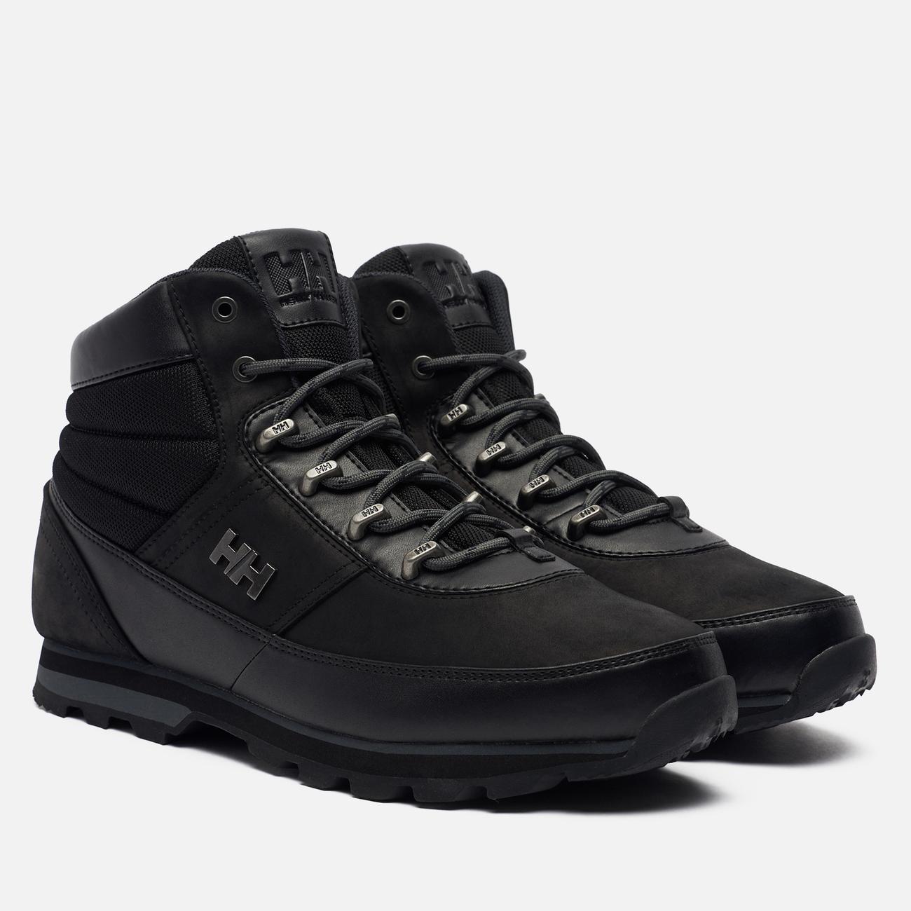 Мужские зимние ботинки Helly Hansen Woodlands Black/Ebony