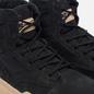 Мужские зимние ботинки Nike SFB 6 NSW Leather Black/Mushroom фото - 5