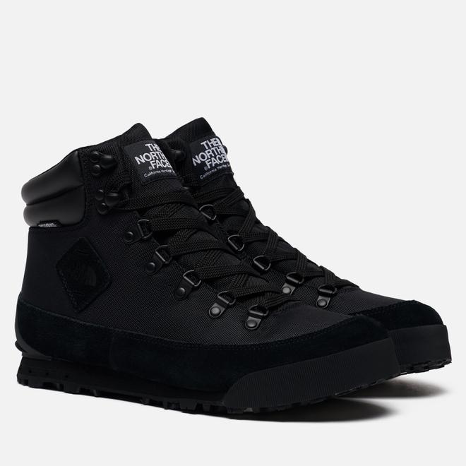 Мужские зимние ботинки The North Face Back To Berkeley NL TNF Black/TNF Black