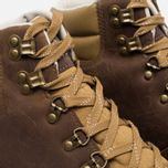 Мужские зимние ботинки The North Face Back To Berkeley Redux Leather Dijon Brown/Vintage White фото- 5