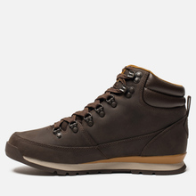Мужские зимние ботинки The North Face Back to Berkeley Redux Leather Chocolate Brown/Golden Brown фото- 5