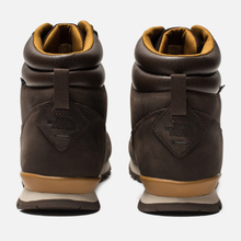 Мужские зимние ботинки The North Face Back to Berkeley Redux Leather Chocolate Brown/Golden Brown фото- 2
