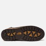 Мужские зимние ботинки The North Face Back To Berkeley Redux Leather Chocolate Brown/Golden Brown фото- 4