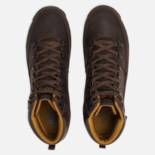 Мужские зимние ботинки The North Face Back to Berkeley Redux Leather Chocolate Brown/Golden Brown фото- 1