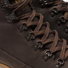 Мужские зимние ботинки The North Face Back To Berkeley Redux Leather Chocolate Brown/Golden Brown фото- 6