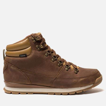 Мужские зимние ботинки The North Face Back To Berkeley Redux Leather Dijon Brown/Tan