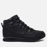 Мужские зимние ботинки The North Face Back To Berkeley Redux Leather TNF Black фото- 0