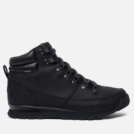Мужские зимние ботинки The North Face Back To Berkeley Redux Leather TNF Black