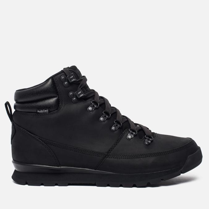Мужские зимние ботинки The North Face Back To Berkeley Redux Leather TNF Black