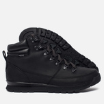 Мужские зимние ботинки The North Face Back To Berkeley Redux Leather TNF Black фото- 2