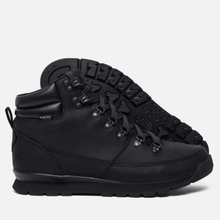 Мужские зимние ботинки The North Face Back to Berkeley Redux Leather TNF Black фото- 4