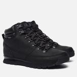 Мужские зимние ботинки The North Face Back To Berkeley Redux Leather TNF Black фото- 1
