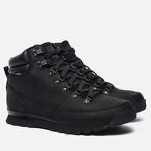 Мужские зимние ботинки The North Face Back to Berkeley Redux Leather TNF Black фото- 0