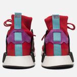 Мужские зимние кроссовки adidas Originals NMD XR1 Winter Scarlet/Core Black/Shock Purple фото- 4