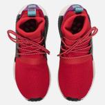 Мужские зимние кроссовки adidas Originals NMD XR1 Winter Scarlet/Core Black/Shock Purple фото- 5