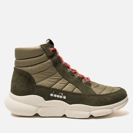 Мужские зимние кроссовки Diadora Heritage Boot H Green Rosemary