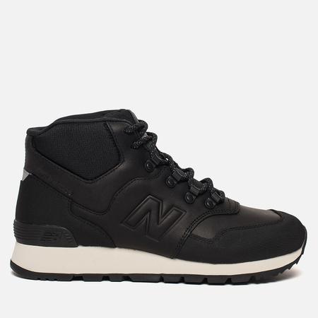 Мужские зимние кроссовки New Balance HL755BL Black