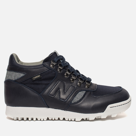 Мужские зимние кроссовки New Balance HLRAINNV Gore-Tex Night Navy/Apollo Grey