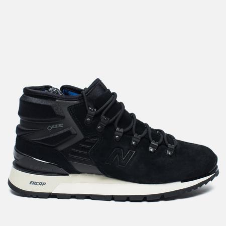 Мужские зимние кроссовки New Balance MLNBDCA Gore-Tex Black/White