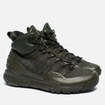 Мужские зимние кроссовки Nike ACG Lupinek Flyknit Cargo Khaki/Sequoia фото- 2
