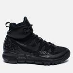 Мужские зимние кроссовки Nike ACG Lupinek Flyknit Triple Black фото- 0