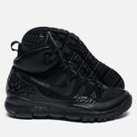 Мужские зимние кроссовки Nike ACG Lupinek Flyknit Triple Black фото- 1