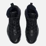 Мужские зимние кроссовки Nike ACG Lupinek Flyknit Triple Black фото- 4
