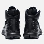 Мужские зимние кроссовки Nike ACG Lupinek Flyknit Triple Black фото- 5