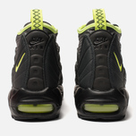 Мужские зимние кроссовки Nike Air Max 95 Sneakerboot Anthracite/Volt/Dark Grey/Black фото- 3