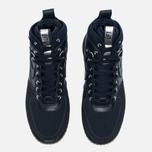 Мужские зимние кроссовки Nike Lunar Force 1 Duckboot Dark Obsidian фото- 4