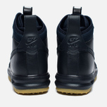 Мужские зимние кроссовки Nike Lunar Force 1 Duckboot Dark Obsidian фото- 5